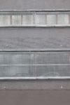 Façade des salles de test rue de Mulhouse nécessitant une protection passive