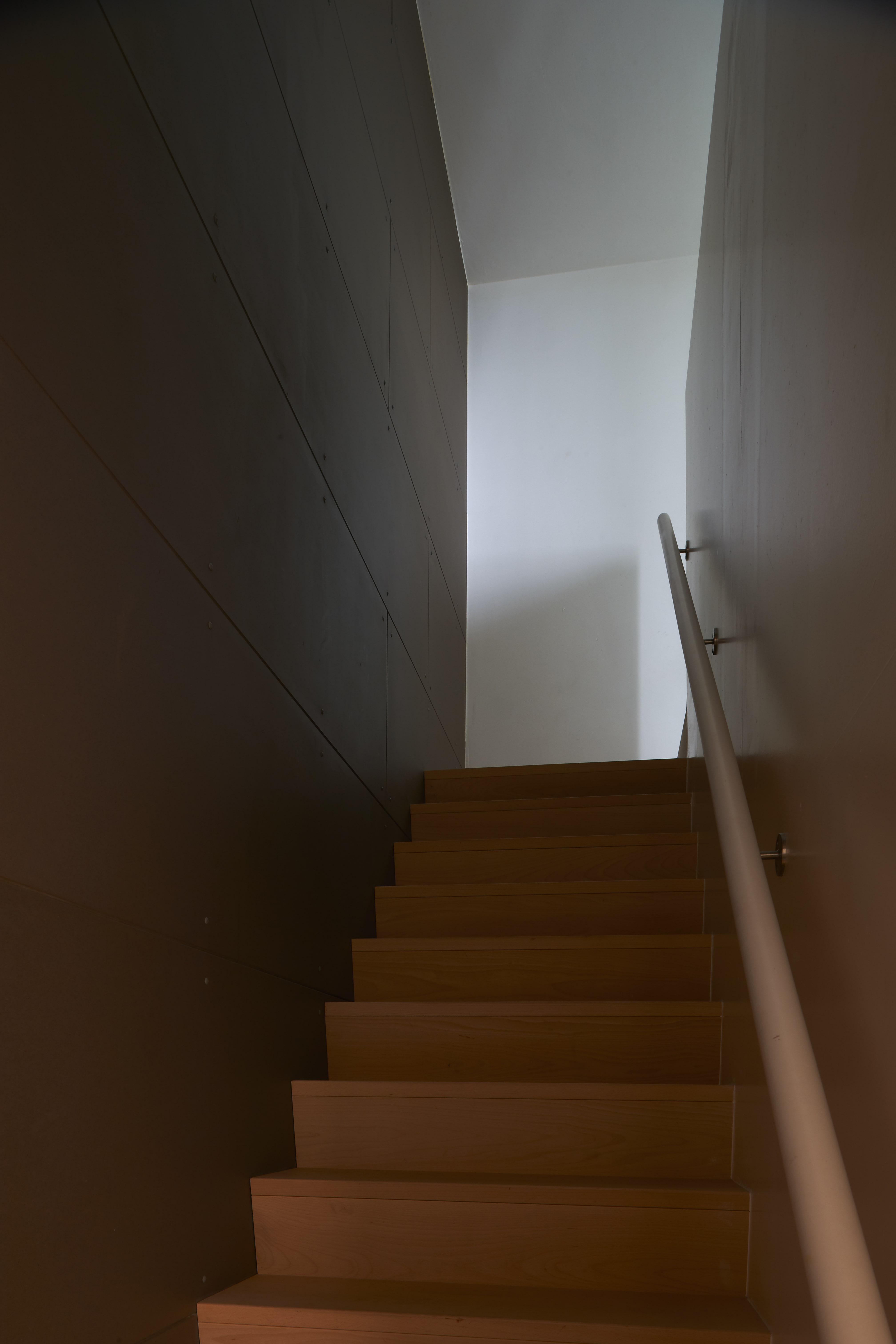 Escalier premier vers deuxième