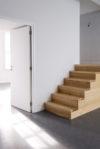 Escalier vers les deux chambres sous combles