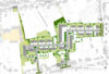 Plan masse _ Projet _ Ecole
