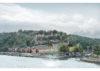Vue depuis la Meuse en aval