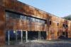 Façade et accès Sud du Conservatoire